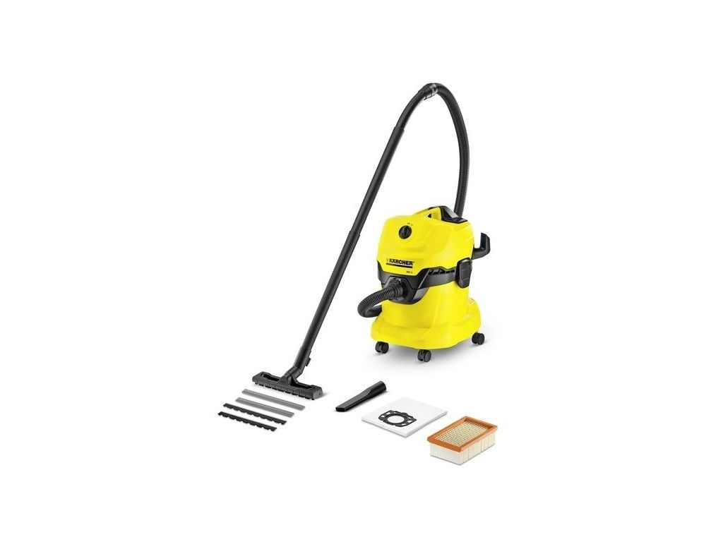 Karcher wd 4 set